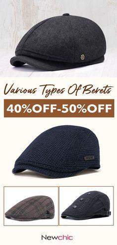 Get Your New Beret Caps 2018 Fashion Casual Beret Hats Caps 9085bd762