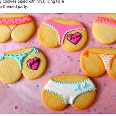 Bachelorette cookies!!!