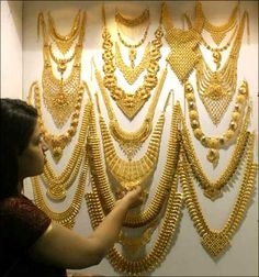 Gold jewellery exports climb, set to keep rising - click here for full story... http://www.thehansindia.com/posts/index/2014-04-30/Gold-jewellery-exports-climb-set-to-keep-rising-93592