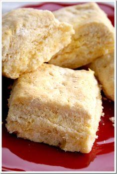 Cornmeal Biscuits  | Doughmesstic