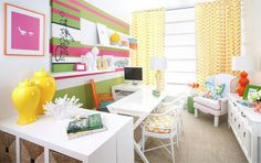 The Pink Pagoda: Bravado Design Office Space and Randomness