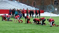 Bringing the famed Harry Potter series to life, BU Quidditch faces off against other Northeast region teams in Hogwart's most die-hard sport.