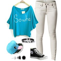 """""""So What"""" by tee-tonitahoran on Polyvore"""