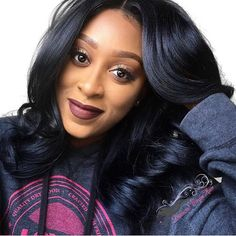Brazilian Wavy Hair is healthy virgin hair, which has not been processed at all. This hair has a lot of natural body to it . It is cuticle hair, provided by th Diamond Virgin Hair, Mink, Hair Color, Hair Beauty, Makeup, Photos, Make Up, Haircolor, Pictures