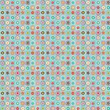 Waves in Blue Fabrics4u2 Riley Blake Fabric Half yard Treasure Map