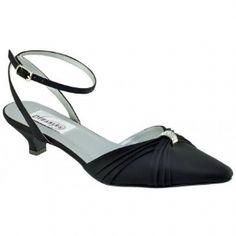 Kitten Heel Special Occasion Shoes | Tsaa Heel