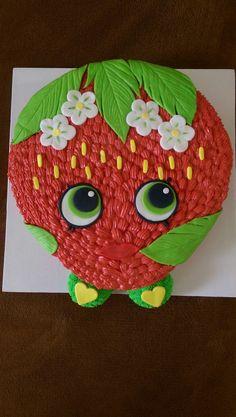 Shopkins - Strawberry Kiss Cake