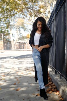 The Fashion Philosophy | Brooklyn Personal Style Blog by Erica Lavelanet: RE/DUN Jeans