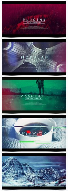 Inspiring Parallax Slideshow  • After Effects Template • See it in action ➝ https://videohive.net/item/inspiring-parallax-slideshow/14552414?ref=pxcr