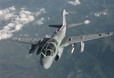 http://en.wikipedia.org/wiki/Northrop_Grumman_EA-6B_Prowler