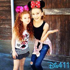 G Hannelius & Francesca Capaldi taking over Radio Disney's twitter September 12, 2014