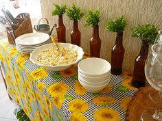 Churrasco   Essa maionese é com cenoura crua vou postar a re…   Flickr