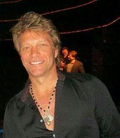 Jon Bon Jovi, so handsome!