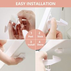 Upala Child Safety Cabinet Locks Baby Proofing Cabinets Lock and Drawers Latch with Adhesive Easy Installation No Drilling or Extra Screws Fixed 10 Pack * Check out this great product. (This is an affiliate link) Baby Safety, Child Safety, Baby Proof Cabinets, Locks, Drill, Adhesive, Drawers, Entertaining, Children