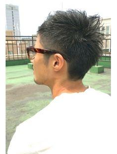 ヘアーサロン ビコ 札幌駅前店(hair salon bico) 『男気お洒落ボウズ』藤山将太