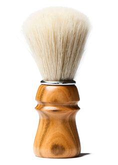 Cherry-wood-handle-shaving-brush