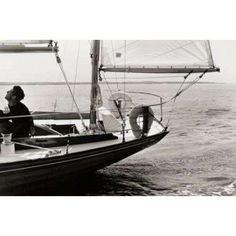 Golliwogg 1956 Canvas Art - Mystic Seaport (12 x 18)