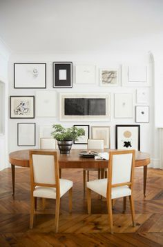 Art in the Dining Room