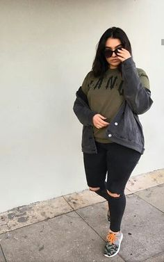 Plus Size Female Dress Form Simple Outfits, New Outfits, Fall Outfits, Summer Outfits, Casual Outfits, Fashion Outfits, Curvy Girl Outfits, Curvy Girl Fashion, Plus Size Outfits