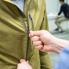Want to know more about the process that goes into designing your cosy winter gear? Take a peek behind the scenes with our members @countryroad  Their #livewithus blog is taking you into the world of menswear design manager Kevin and design assistant Mark. Find out the design process for this season's windbreaker jacket