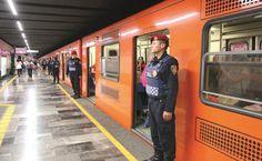 Detienen a elementos de PBI por presunta extorsión en el Metro - El Universal