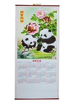 2015 Chinese Scroll Calendar with Picture of Panda Feng Shui Import http://www.amazon.com/dp/B00P2VL7YK/ref=cm_sw_r_pi_dp_sOPPub1DJAJ3K