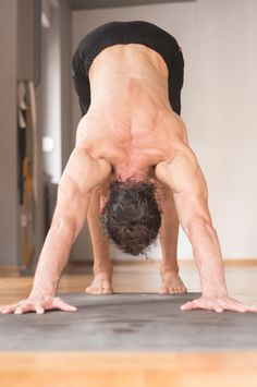 Yoga for Men: The Benefits.