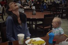 Joey and Rory Stay Laughing Despite Joey's Cancer Fight /Laughter heals