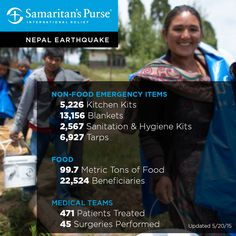 Our work continues in Nepal. Here are the main ways we are bringing help and hope to ‪#‎NepalEarthquake‬ survivors.