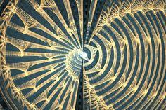 Wave Disc - Fractal Art by SlaveToTrends.deviantart.com on @deviantART