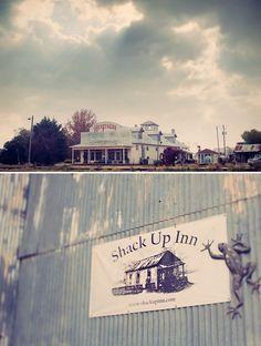 wedding venue in Clarksdale, Mississippi