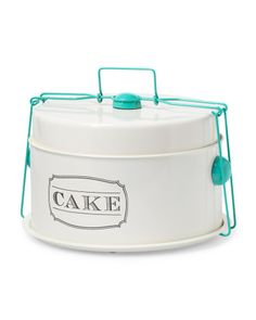 Retro Jumbo Cake Carrier