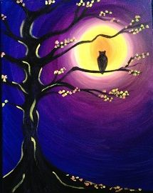 Paint Nite | Branded Saloon February 1