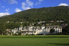 fleischer's hotel, voss, norway