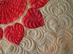 lovely quilting at Esther's blog