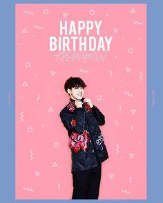 20170424 HAPPY BIRTHDAY BOYFRIEND KWANG MIN 🎉 #보이프렌드 #광민 의 생일을 축하합니다! 💞🎂🎁