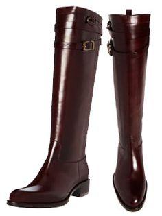 rockin' equestrian boots!