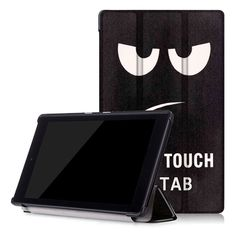 Amazon Kindle Fire HD8 Leather Case