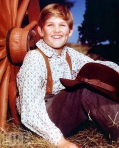 Kurt Russell, child star. He started out in The Travels of Jamie Mcpheters