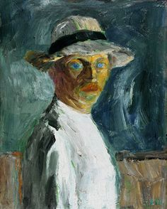 Emil Nolde - Self Portrait