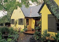 Nice idea for a description of cottage. Change a few things a bit like color so it will not be recognizable as someone's home.