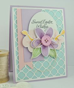 MFT: Tropical Sensations, Modern Morocco cover up. http://simplyhandmadebyheather.blogspot.com/2014/04/sweet-easter-wishes.html