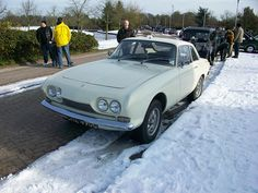 Reliant in the snow