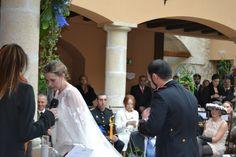 Llego el momento del Si quiero. #boda #ceremonia