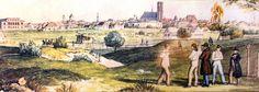 Caspar Klotz, Am Oberwiesenfeld (1836) - Oberwiesenfeld – Wikipedia