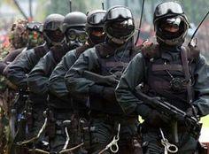 Detasemen Penanggulangan Teror Sat-81 Kopassus TNI-AD
