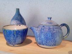 Sylvie Bourquin, Les Ombelles. Céramique, porcelaine, raku. Journées Art et Artisanat 2014
