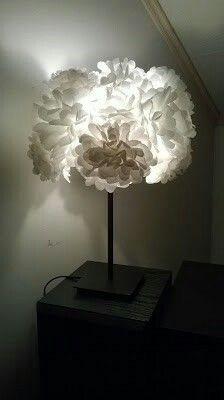 Diy pompom light Sewing, Gifts, Diy, Home Decor, Dressmaking, Presents, Decoration Home, Couture, Bricolage