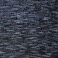 Simone-Ka in Blue from Old World Weavers/Stark #fabric #velvet #cotton #blue