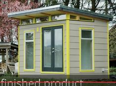 shed roof design Shed Inspirations Pinterest Roof design and